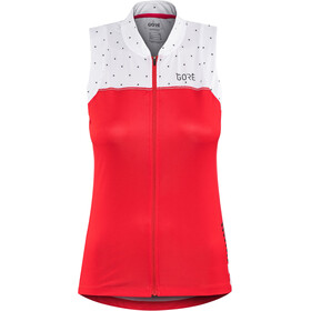 GORE WEAR C5 Sleeveless Jersey Women hibiscus pink/white